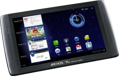 Otra tablet a 200 dolares de mano de Archos