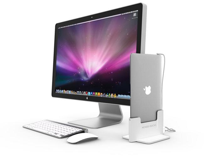 MacBook Air Dock: La Elegante Forma De Convertir Tu Air En Una iMac