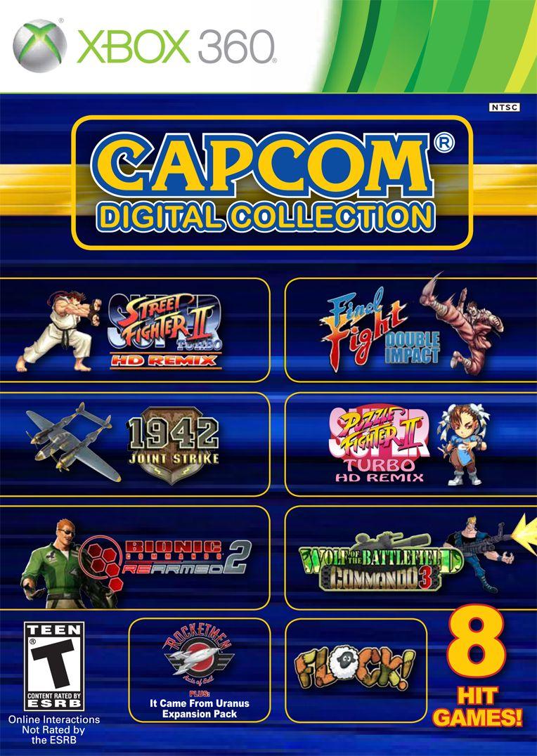 Capcom Digital Collection en exclusiva para…