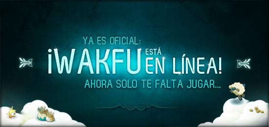 Ya Es Oficial: Wakfu en linea