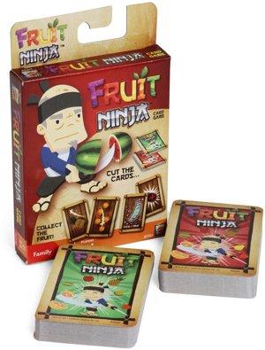 Fruit Ninja se convierte en un juego de cartas
