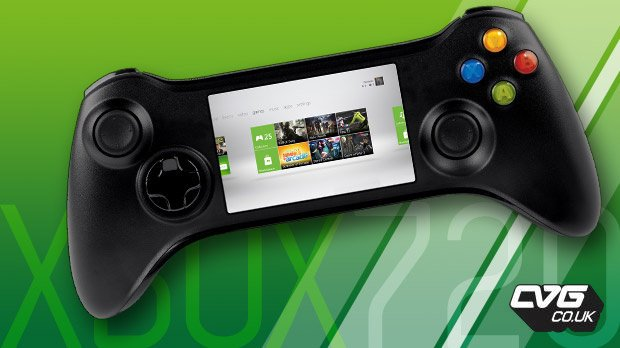 El siguiente XBOX podria tener un control táctil