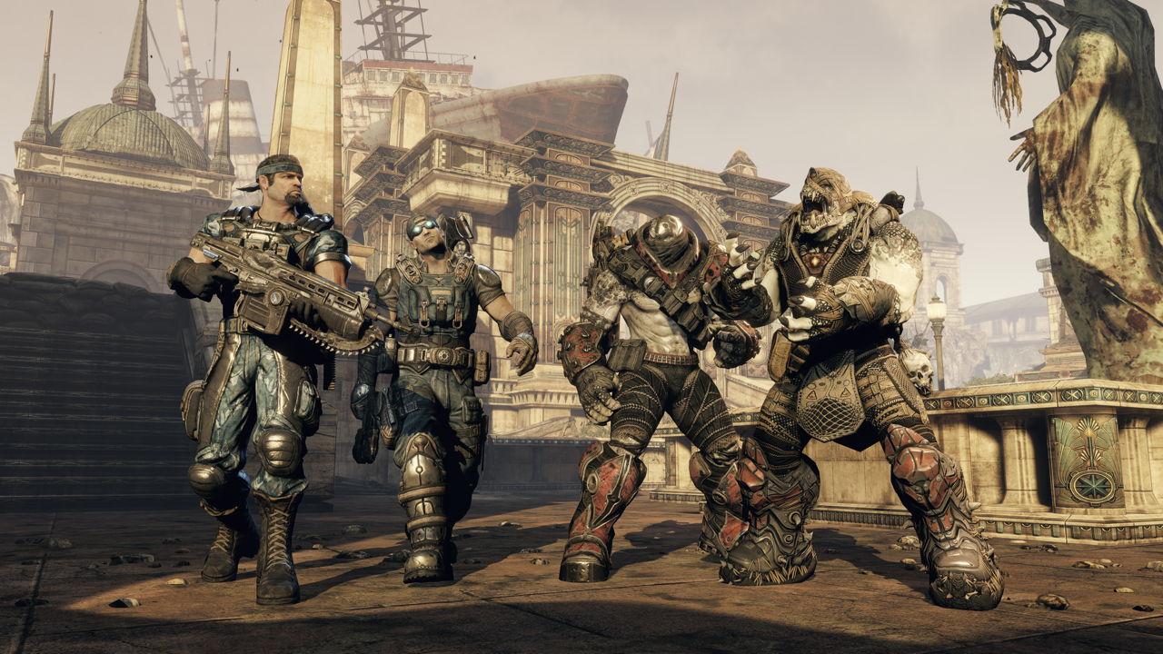 Nuevo DLC de Gears of Gears 3: Fuerza Natural