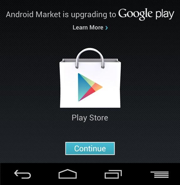 Adios Al Android Market?!