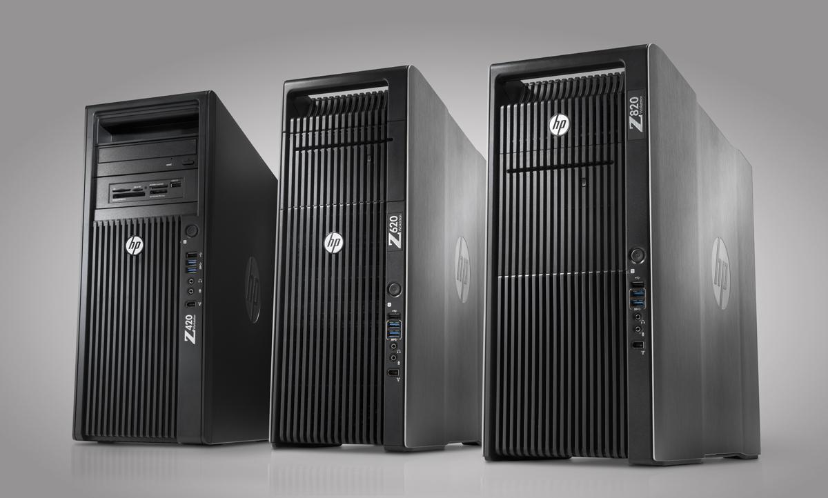 Workstation de HP soporta hasta 512GB de ram