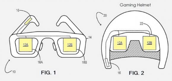 Casco de juego y gafas por Microsoft
