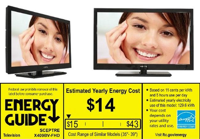 Televisión LED 40 pulgadas ultrabarata, verde y duradera. !ya a la venta!