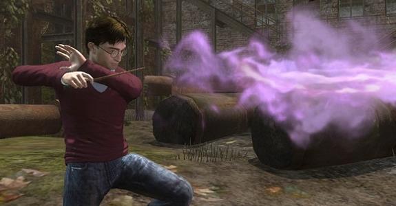 Nuevo Juego de Harry Potter exclusivo para Kinect