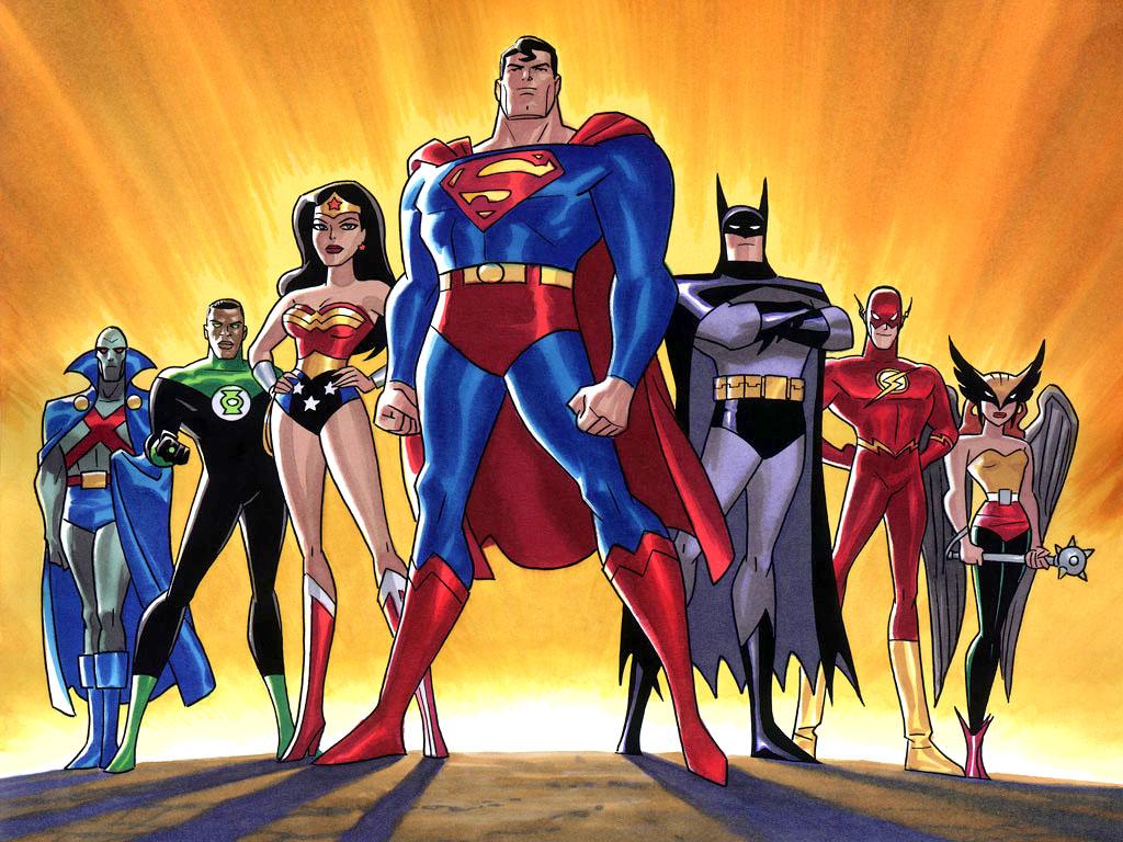 Justice League La Pelicula