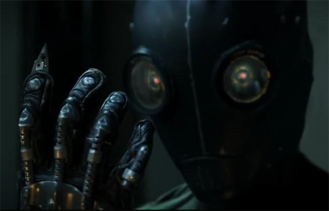Trailer Oficial De La Película The Prototype