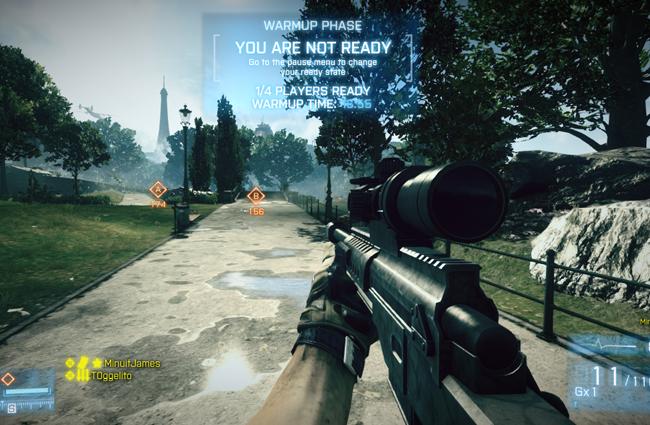 Battlefield 3 Personaliza El Multiplayer Hasta El Último Detalle Con La Nueva Actualización