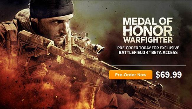 Battlefield 4 Confirmado Y Acceso Al Beta Si Pre-Ordenas Medal Of Honor (vídeo)