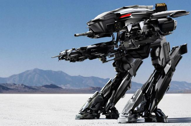 Robocop 2013: Teaser Trailer