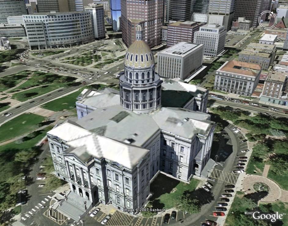 Google Earth's 3D imagery Ya Disponible en iOS