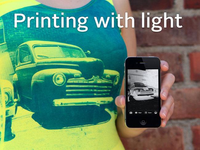Lumi Process Prints: Imprime Lo Que Quieras Con Solo Exponerlo Al Sol