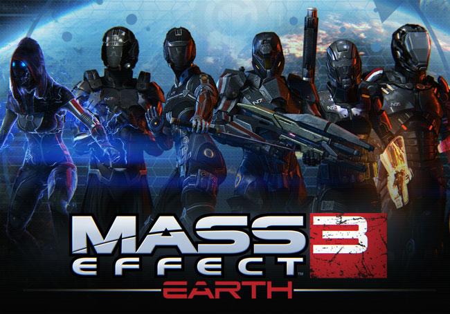 Mass Effect 3 Confirmado Earth El Nuevo DLC Gratuito