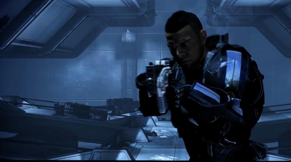 Wii U: Mass Effect 3