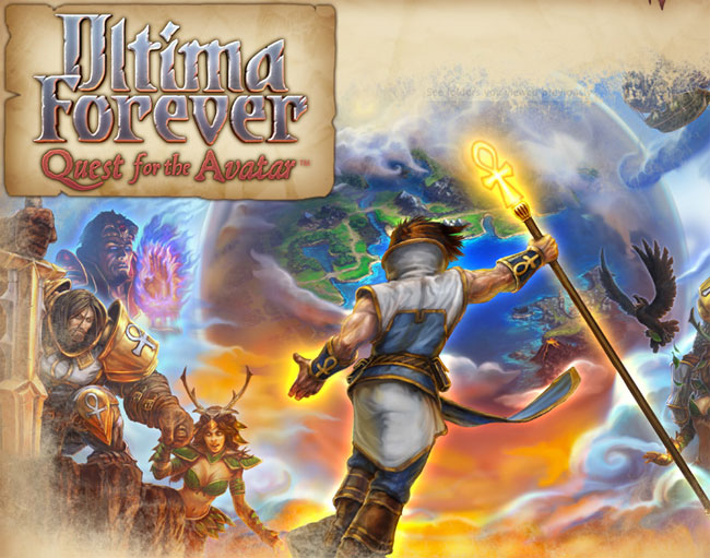 Comic-Con: Ultima Forever: Quest for the Avatar… Nuevo RPG para iPad y PC