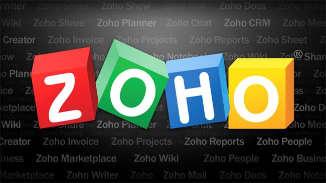 Zoho Online: El Office Online Tiene Ya integración Con Google Drive