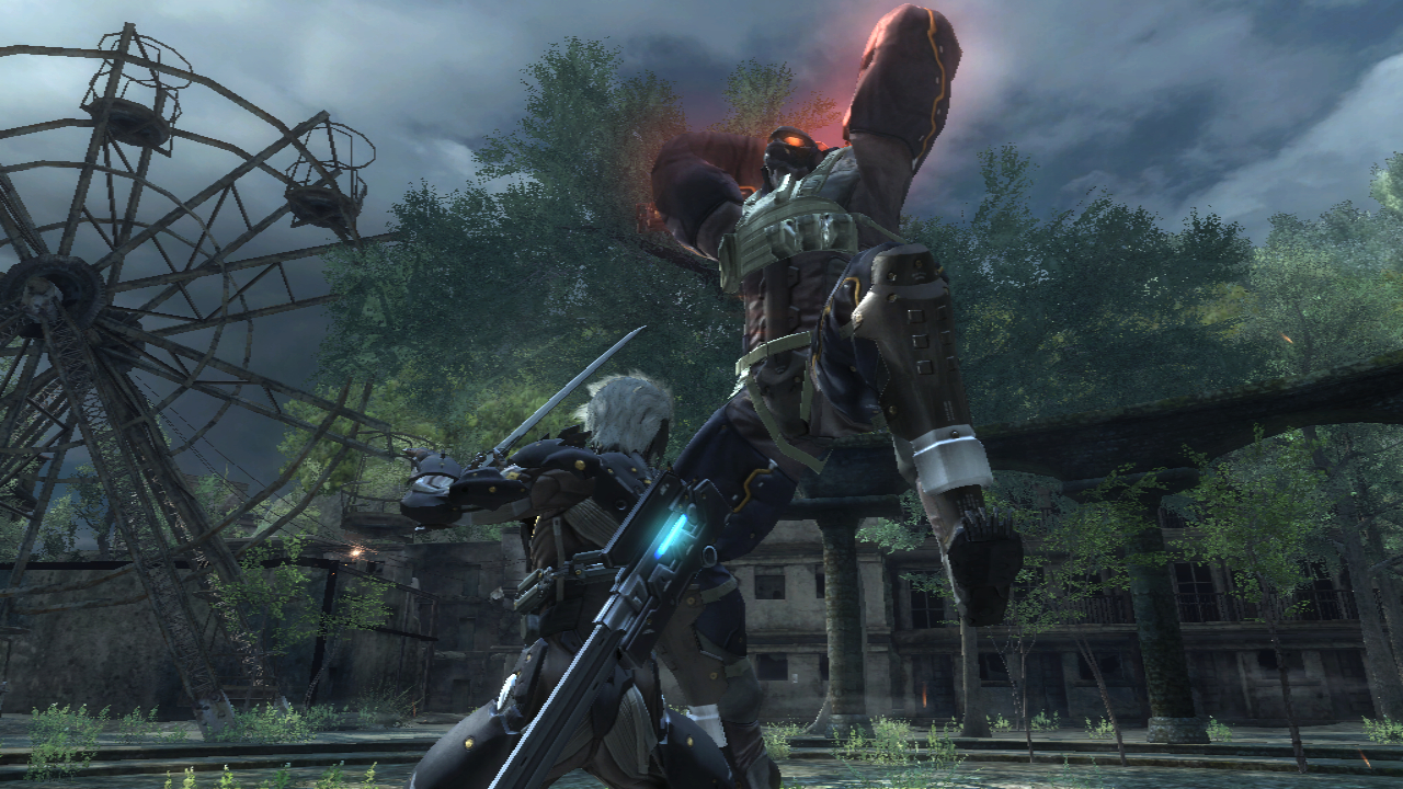 Metal Gear Rising: Revengeance Nuevas Y Espectaculares Imágenes