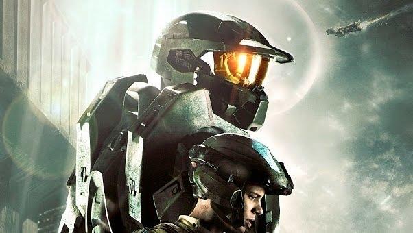 Póster Oficial De La Serie Halo 4: Forward Unto Dawn
