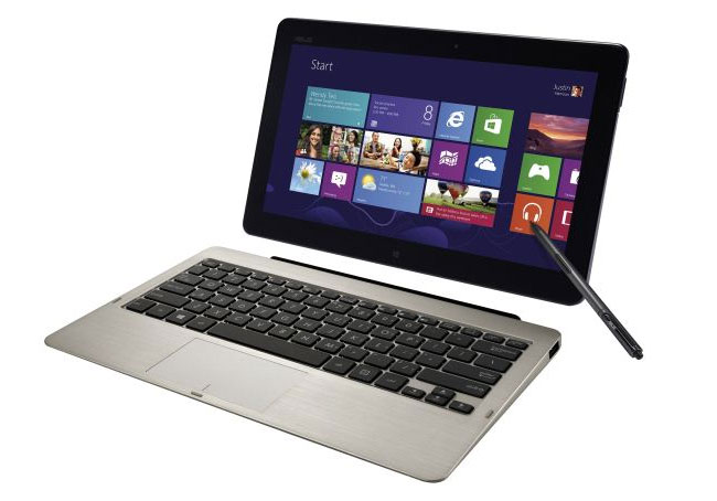 IFA 2012: Asus Windows 8 Vivo Tab Y Vivo Tab RT (vídeo)