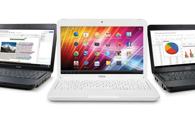 GoNote Netbook Con Pantalla Táctil Y Android A Precio Accesible.