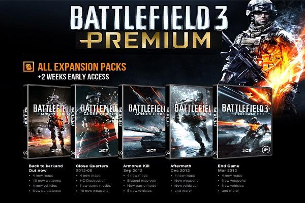 Gamescom 2012: Anunciada Edición Especial Battlefield 3: Premium Edition (Imágenes y vídeos)