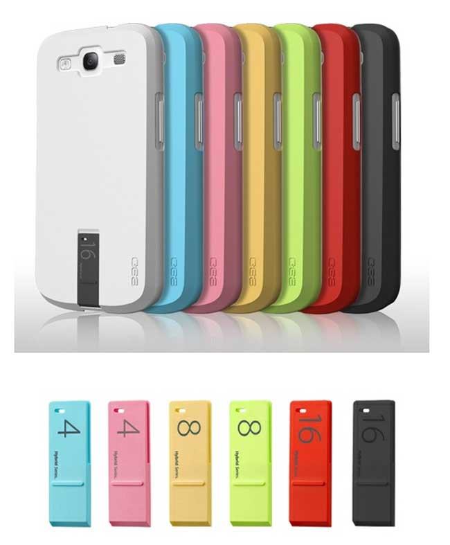 Ego Hybrid Protege Y Agrega USB A Tu Galaxy S III