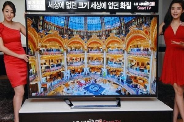 LG Esta Por Lanzar La Primera HDTV Con 4K De Resolución A Sólo 22 Mil Dólares
