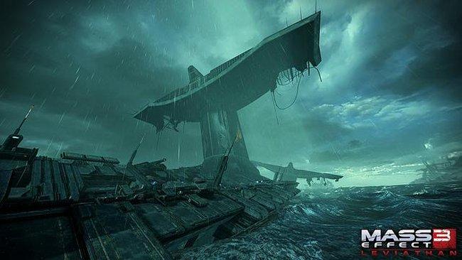 Mass Effect 3 Ya Disponible El DLC Leviathan