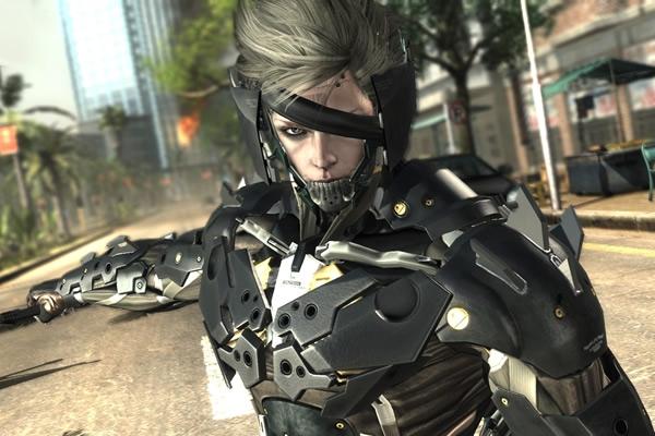 Noticias De Metal Gear Rising Revengeance Para PC Y Vita