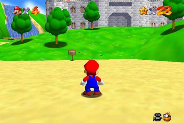 Juega Nintendo 64 Desde Tu Navegador!!