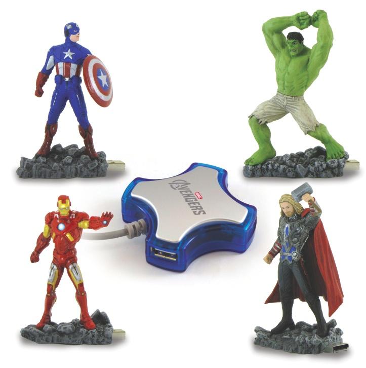 The Avengers: USB Flash Drive Edición Especial