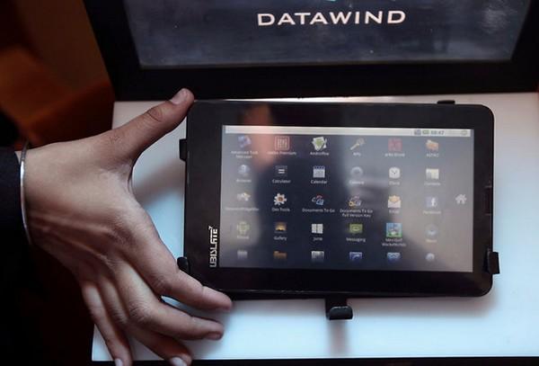 Aakash 2 La Tableta Android De 35 Dólares!