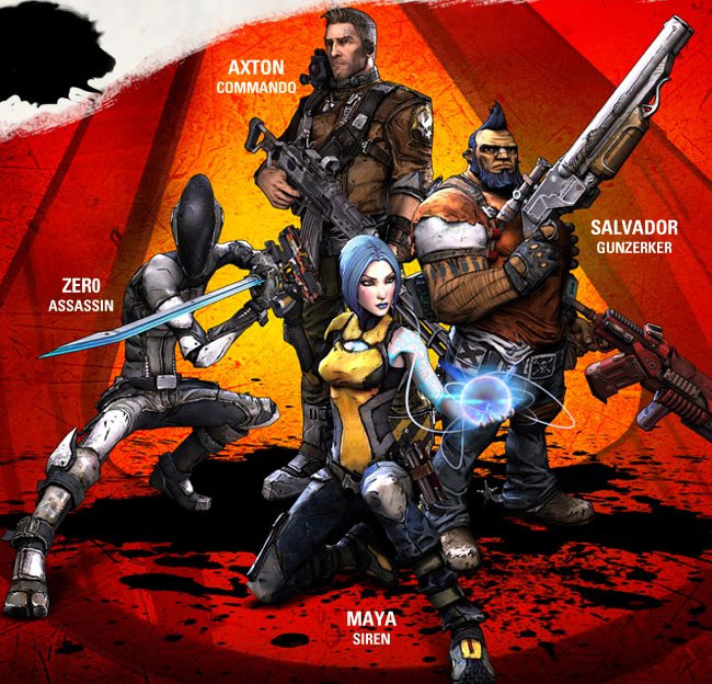 Borderlands 2 Trailer De Lanzamiento