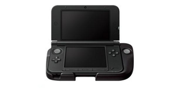 TGS 2012: Oficial Nintendo Circle Pad Pro Para 3DS XL