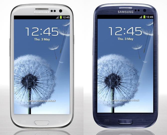 Samsung Galaxy S III Aplasta Al iPhone 4S En Ventas De Agosto