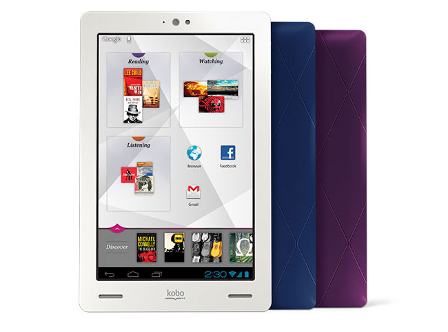 Kobo Mini, Kobo Glo, and Kobo Arc: 3 NUEVOS E-READERS
