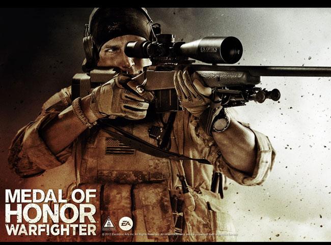 Medal of Honor: Warfighter Sniper School Trailer (vídeo)