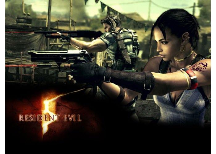 Resident Evil 5 y Resident Evil Racoon City al 50% de descuento