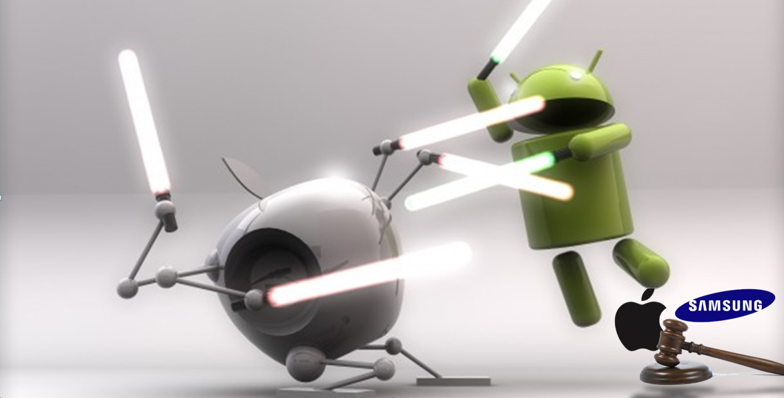 4.1 Jelly Bean y iPhone 5 incluidos en la Guerra de Patentes