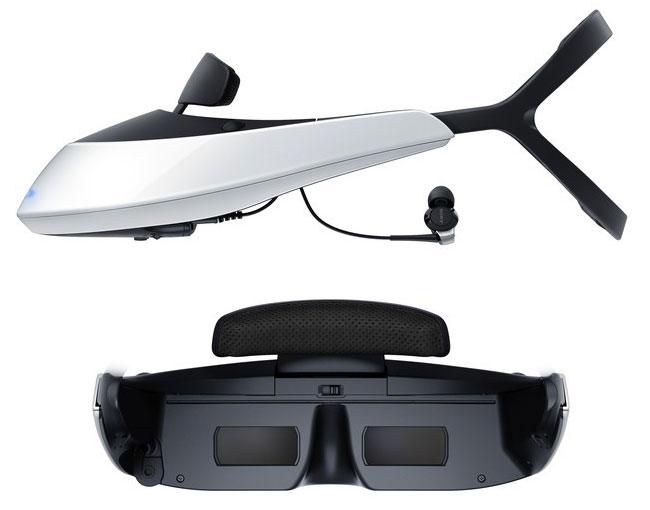 Sony HMZ-T2 3D El Visor 3D Personal Ya Tiene Precio