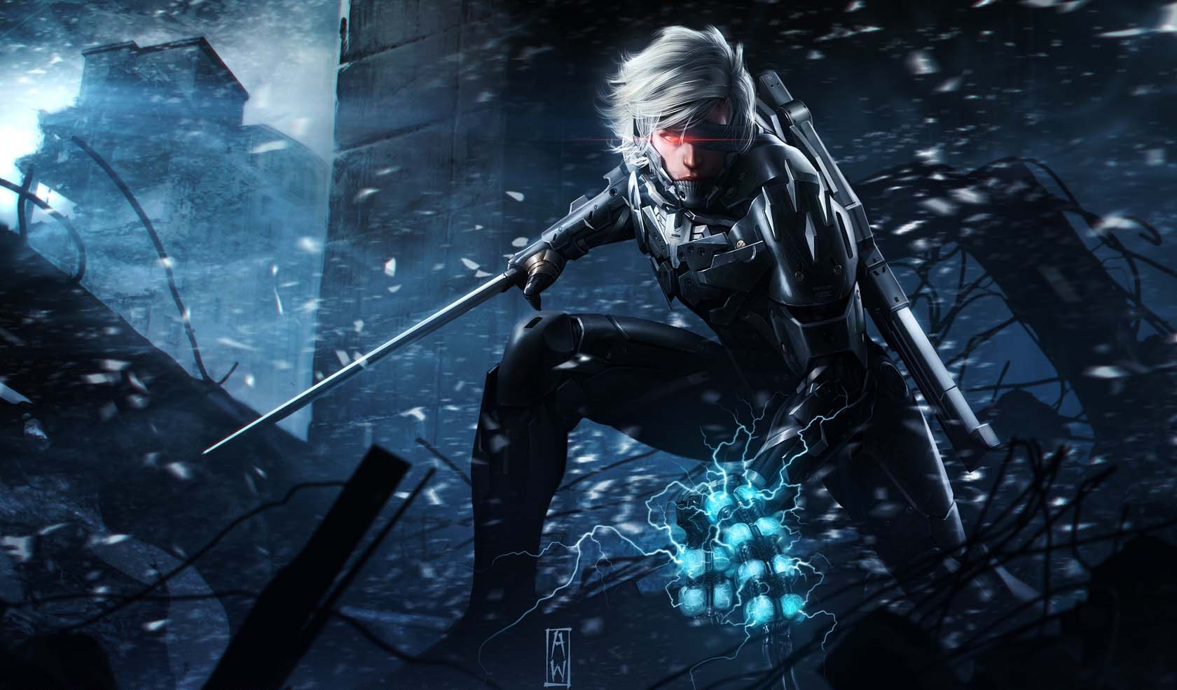 TGS 2012: Metal Gear Solid Rising: Revengeance Trailer