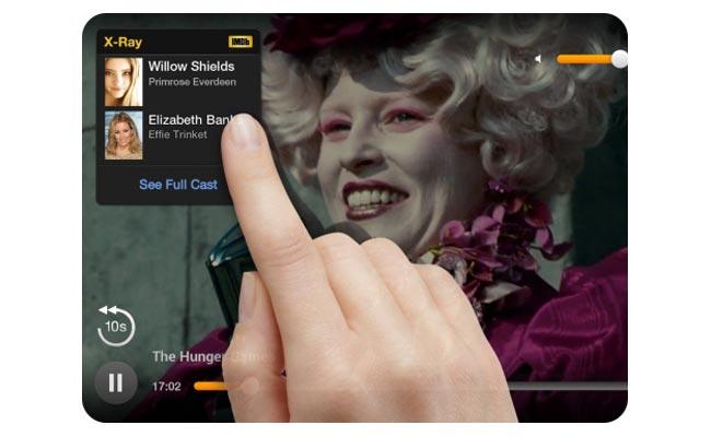 Amazon Anuncia X-Ray Para Tabletas En Tabletas Kindle Fire