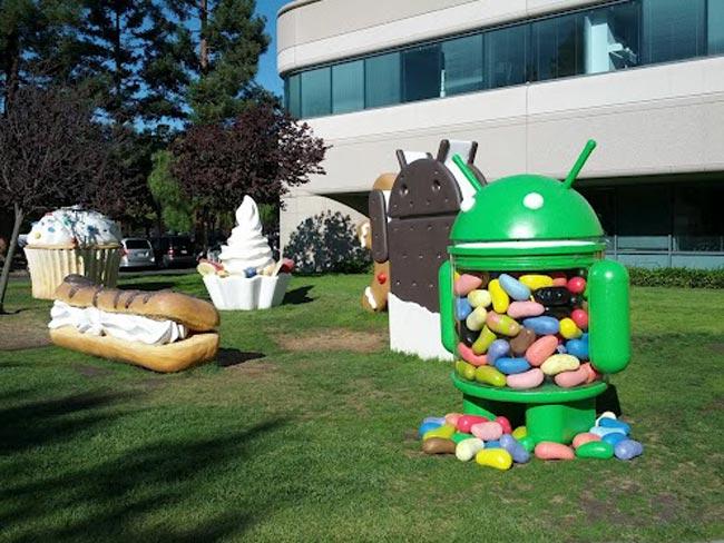Samsung Revela Cuales De Sus Terminales Se Actualizarán A Android 4.1 Jelly Bean
