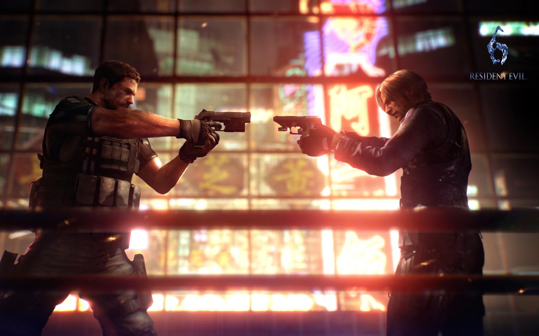 Primera Revisión Mundial De Residen Evil 6: Tuvo Una Calificación Muy Buena!