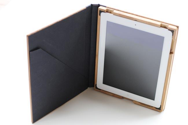 Root Case La Funda De MADERA Para iPad