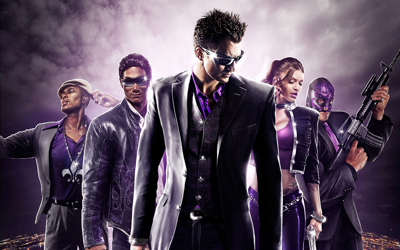 Saints Row: The Third: Full Package El 6 De Noviembre