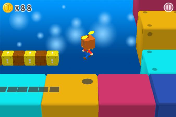 Cualquier parecido con Super Mario 3D Land es pura concidencia